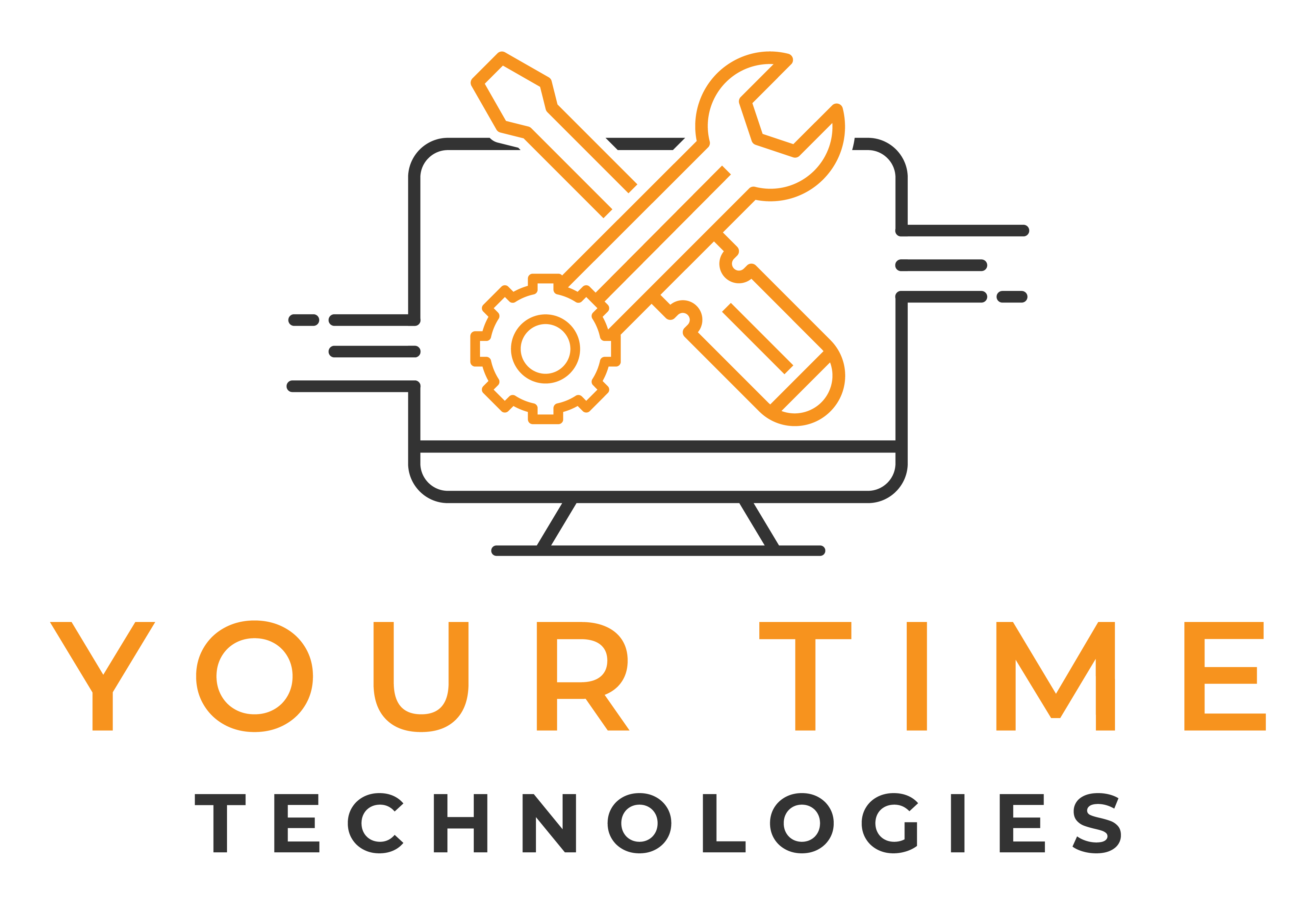 Your Time Computers Logo